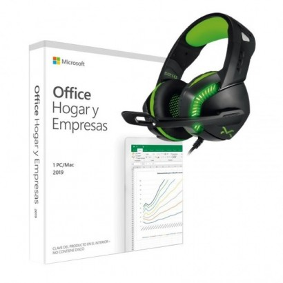 PROMO MICROSOFT OFFICE HOME...