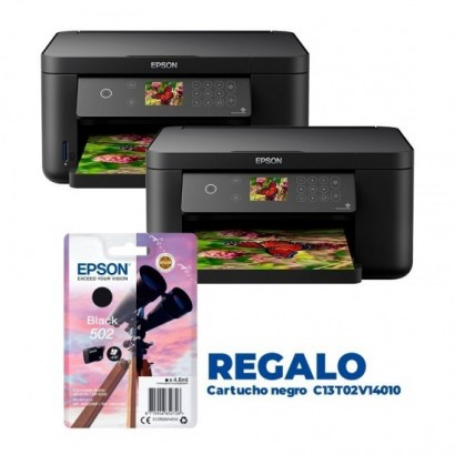 PACK EPSON 2 XP-5100 +...