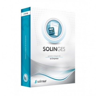 SOFTWARE SOLINGES LICENCIA...